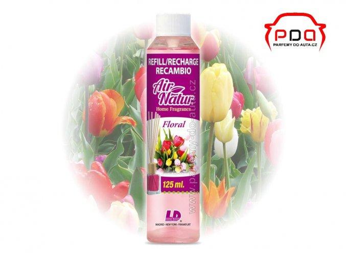 Náhradní náplň do difuzéru Air Natur Floral květiny L&D Aromaticos
