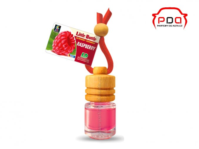 L&D Little Bottle Raspberry - Malina