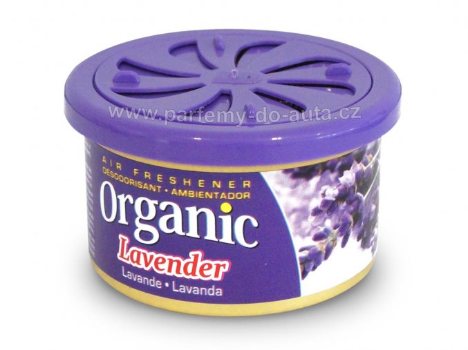 L&D Organic Lavender Levandule