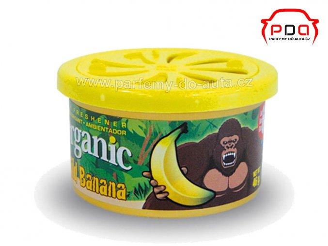 L&D Organic Wild Banana - Divoký banán