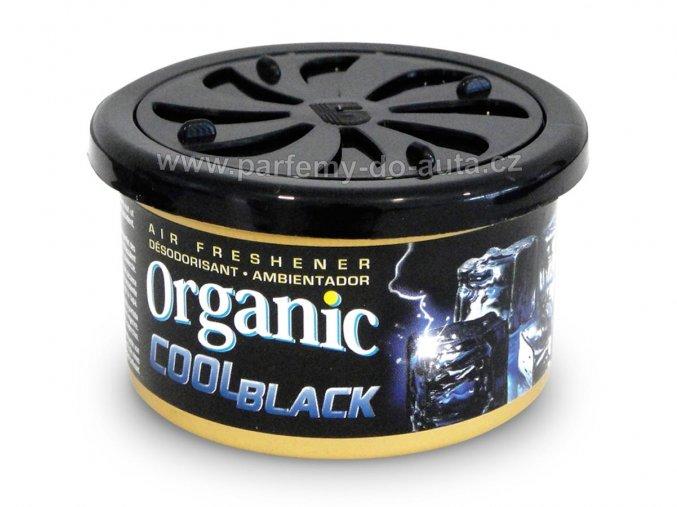 L&D Organic Cool Black Tajemná svěžest