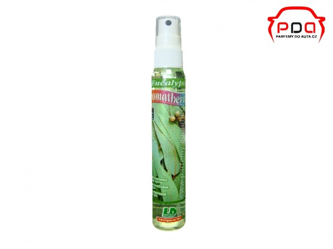 L&D Aromatherapy Eucalyptus - Eukalypt