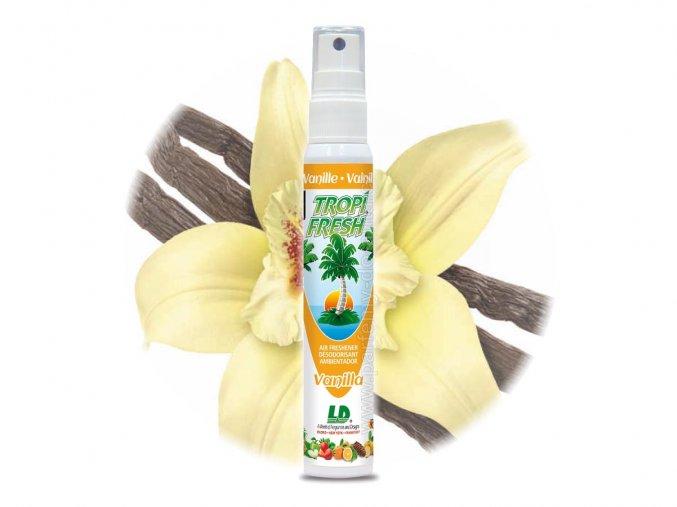 Bytová vůně Vanilla Vanilka Tropi Fres LD Aromaticos