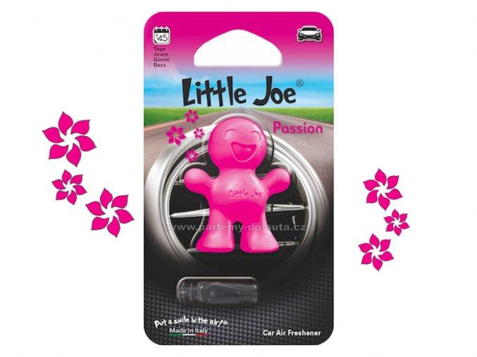 Little Joe Passion vášeň růžový panáček do auta