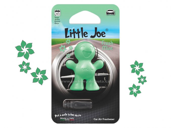 Vůně do auta Little Joe Green Tea - Zelený čaj