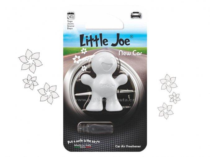 Little Joe New Car nové auto bílí panáček do auta