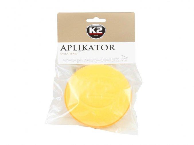 K2 Applicator Pad Jemná aplikační houbička K2