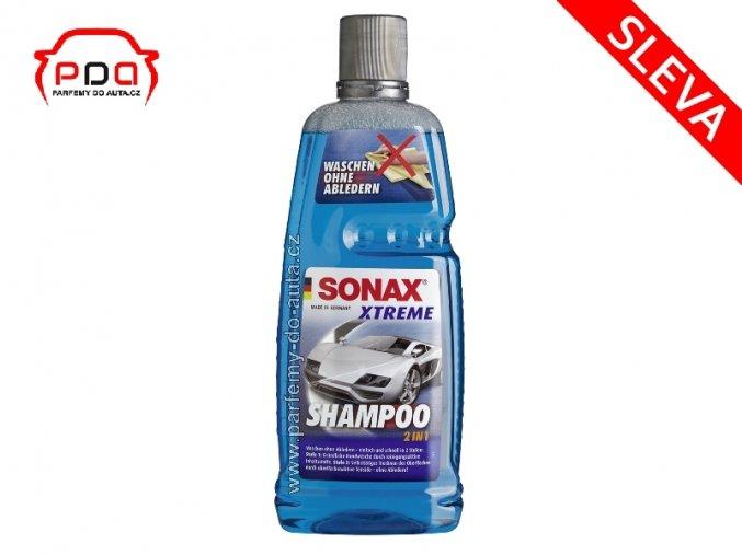 Xtreme aktivní autošampon 2v1 - Sonax