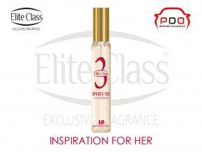 Elite Class No.3 Inspiration for Her parfém do auta