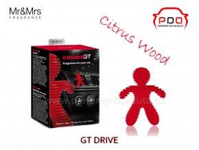 Cesare GT Drive - Citrus Wood