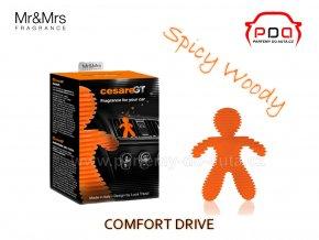 Cesare GT Comfort Drive - Spicy Woody