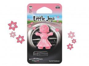 Little Joya Strawberry jahoda růžová panenka do auta