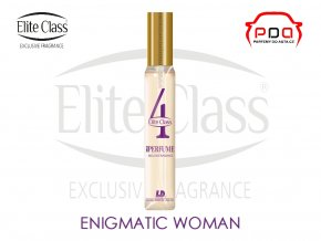 Elite Class No.4 Enigmatic Woman parfém do auta