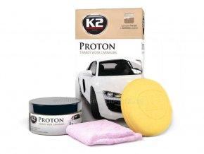 Tvrdý karnaubský vosk K2 Proton kvalitní