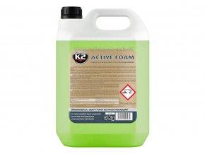 Aktivní pěna na mytí auta 5kg Active Foam K2