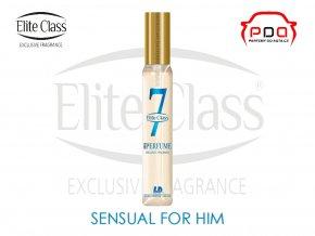 Elite Class No.7 Sensual for Him parfém do auta