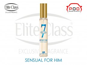 Elite Class No.7 Sensual for Him parfém do auta