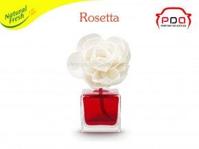Difuzér květina Růže Bloom at Home Rosetta bytová vůně květina od NATURAL FRESH