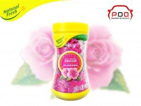 Perličkovová dekorační vůně Jelly Perls Decor Flowers Květy