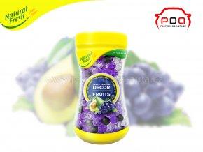 Vonné perly dekorační vůně Jelly Perls Decor Fruits Ovoce
