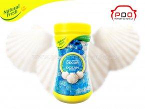 Vonné perly dekorační vůně Jelly Perls Decor Ocean Svěžest