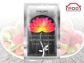 Vonný sáček Scented Sachet Silver Be Delicious Vyníkající kombinace Natural Fresh
