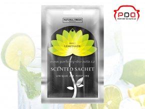 Vonný sáček Scented Sachet Silver Sweet Lemonade Sladká Citrónová limonáda Natural Fresh