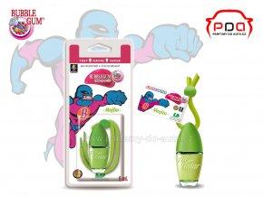Little Bottle Bubblegum Mojito žvýkačková vůně do auta