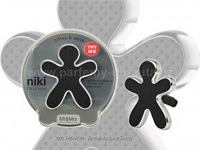 Panáček Niki Fashion Citrus & Musk černý Mr Mrs Fragrance