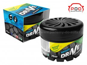 Drive Gel Breeze Vánek gelová vůně do auta