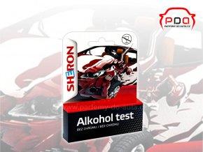 Alkohol test Sheron