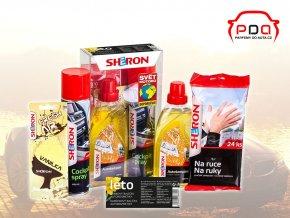 Dárkové balení autokosmetiky Sheron léto