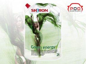 letní směs do ostřikovačů Green energy Sheron