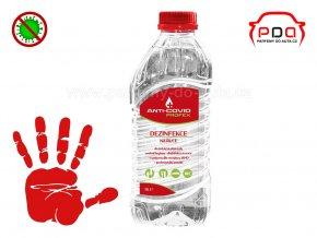 Sheron ANTI COVID dezinfekce 1000 ml náhradní náplň