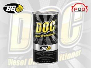 BG 112 DOC Diesel Oil Conditioner aditivum do oleje pro dieslové motory