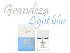 Grandeza Light blue Santini dámský parfém 50ml