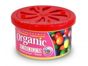 L&D Organic Bubblegum Žvýkačky