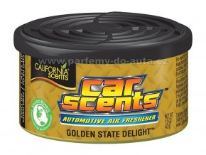 California Car Scents Gumoví medvídci Golden State delight