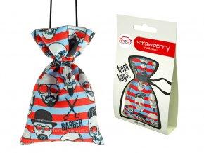 Fresh Bag BARBER Strawberry pytlík ReadySteady