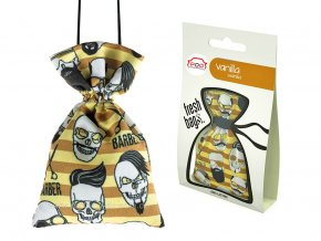 Fresh Bags BARBER Vanilla pytlík ReadySteady