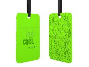 Vonná karta Fresh Cards GREEN TEA & LIME ReadySteady