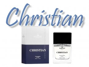 Christian Santini Cosmetic pánský parfém