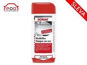 Autošampon s karnaubským voskem - Sonax