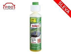 Letní kapalina do ostřikovačů 1:100 citrón - Sonax