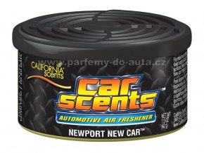 California Car Scents Nové Auto New Car
