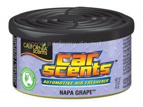 California Car Scents Hroznové víno Napa Grape