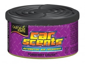 Car Scents Pomberry Crush - Ovocná bomba