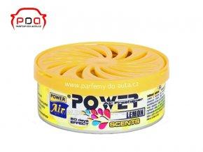 Power Scents Lemon - Citrón