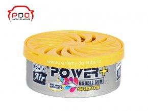Power Scents Plus Bubble Gum - Žvýkačky