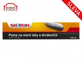 Pasta na staré laky a škrábance - Sheron
